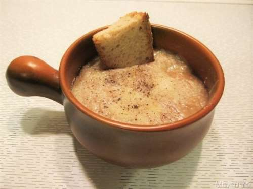 Zuppa di cipolle bimby