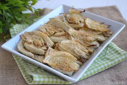 ricette Finocchi al forno