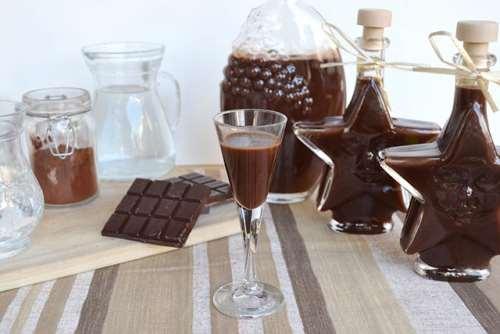 Ricette Bimby Liquore al cioccolato bimby