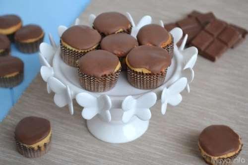 Ricette per bambini Dolcetti con cioccolato