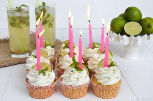 Ricette Cupcakes Mojito cupcakes