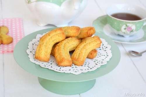 Ricette Biscotti semplici Krumiri