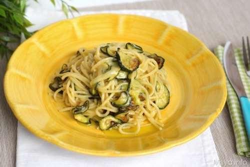 regionali ricette Spaghetti alla nerano