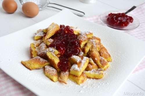 Ricette austriache Kaiserschmarrn