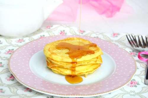 per bambini ricette Pancake