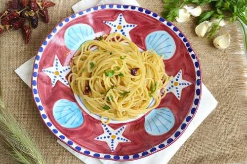 Pasta ricette Spaghetti aglio olio e peperoncino