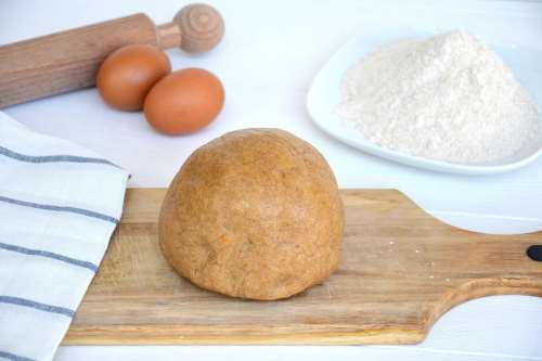 Ricette  Pasta frolla integrale
