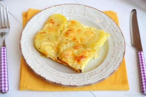Senza glutine ricette Patate alla savoiarda