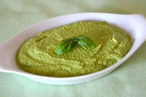 Ricette Bimby Pesto di zucchine bimby