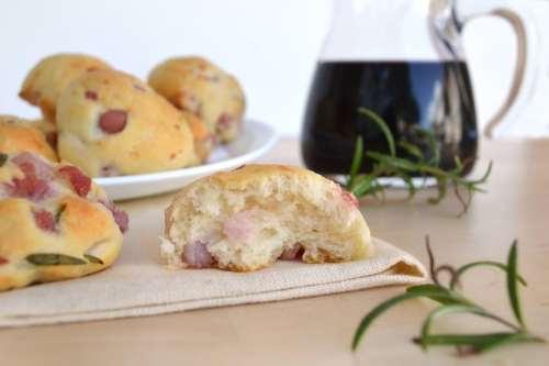 Videoricette ricette Panini pancetta e rosmarino