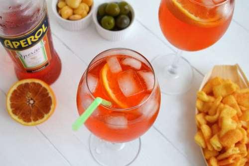 Liquori e cocktail ricette Spritz