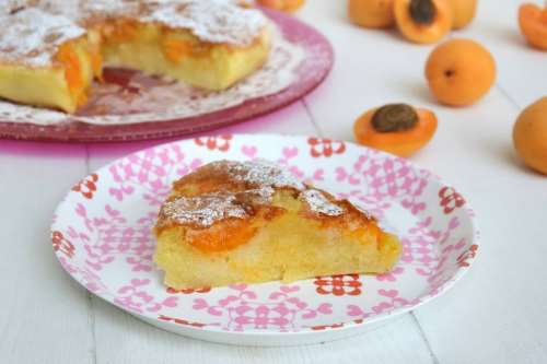 Ricette Torte facili Torta di albicocche