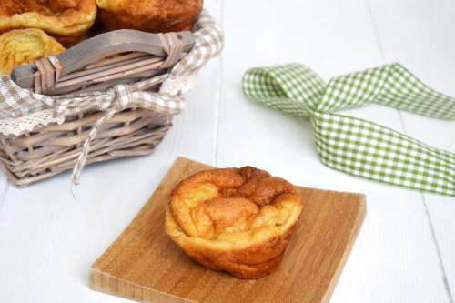 Ricette Antipasti Yorkshire pudding