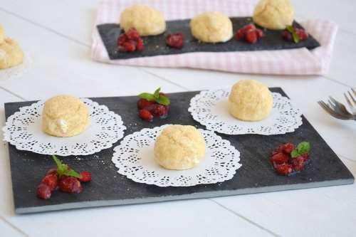 Ricette Cheesecake Bon bon di cheesecake