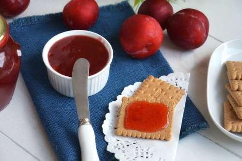 Conserve ricette Marmellata di prugne Bimby