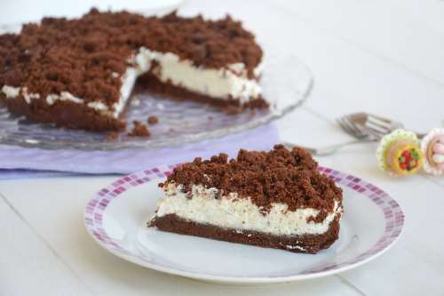Torte facili ricette Sbriciolata senza cottura
