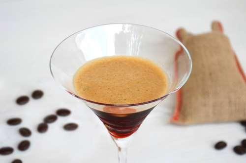 Gelati ricette Caffè shakerato