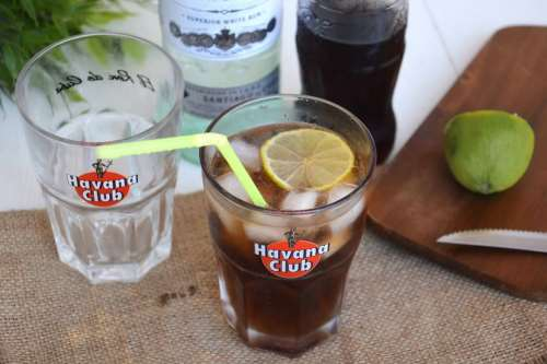 Ricette Liquori e cocktail Cuba libre