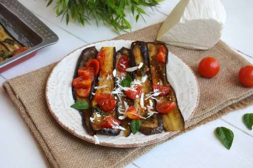 ricette Melanzane al forno