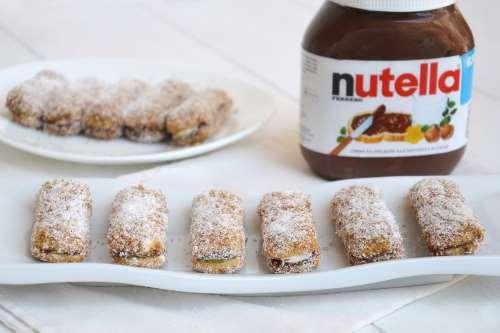 ricette Pavesini cocco e nutella