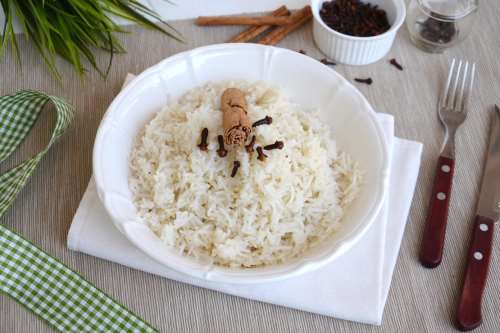 Primi piatti ricette Riso pilaf Bimby
