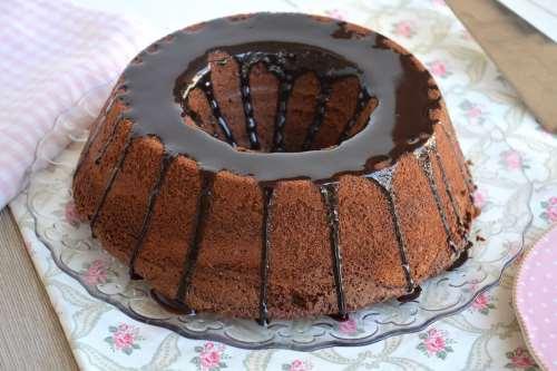 Ricette  Ciambella al cioccolato