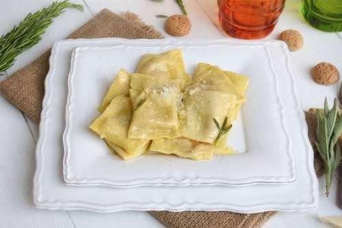 Pasta ricette Tortelli di zucca