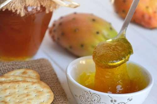 Conserve ricette Marmellata di fichi d'India