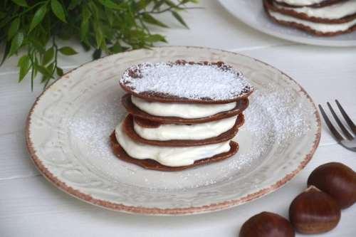 Dolci senza glutine ricette Frittelle di castagne
