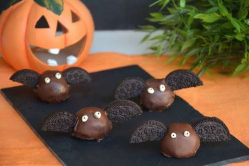 Dolci di Halloween ricette Pipistrelli di Halloween