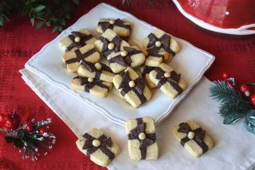 Biscotti ricette Biscotti pacchetto regalo