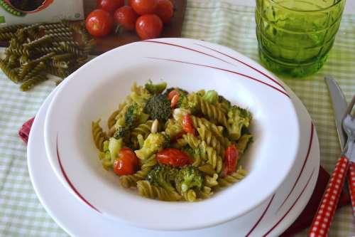 Ricette  Pasta di piselli ai broccoli