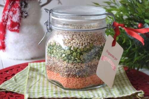Ricette Minestre e zuppe Preparato per zuppa di legumi