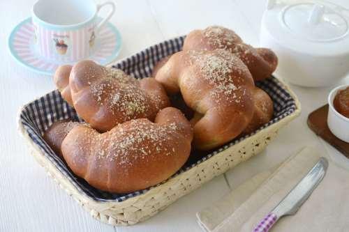 Pane e Brioches ricette Cornetti integrali