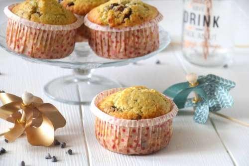 Ricette Muffin Muffin ricotta e cioccolato