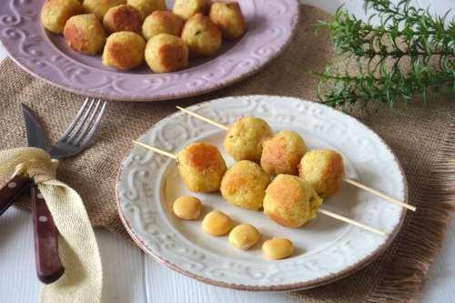 Finger food ricette Polpette di lupini