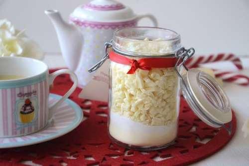 Ricette Creme Preparato per cioccolata bianca