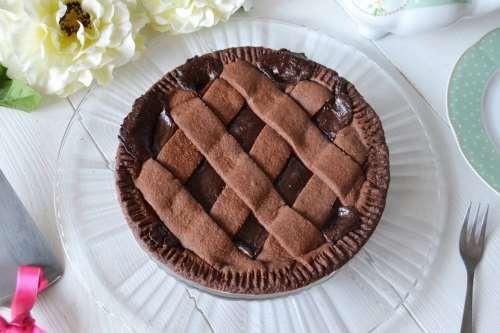 ricette Crostata al cioccolato