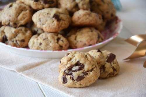 Ricette Biscotti Biscotti vegani
