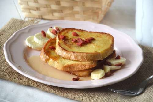 ricette French toast