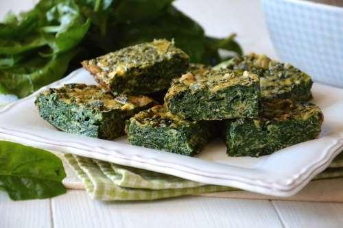 Ricette Secondi piatti Frittata di spinaci
