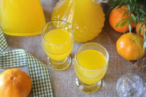 ricette Liquore al mandarino