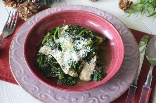 Minestre e zuppe ricette Minestra maritata