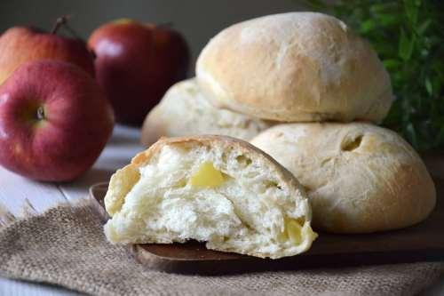 Ricette Pane e Brioches Pane alle mele