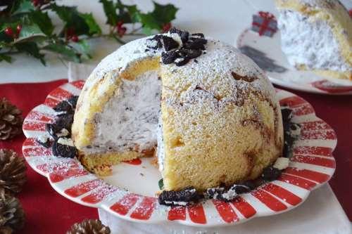 di Natale ricette Zuccotto di pandoro