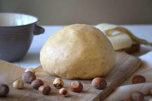 Ricette  Pasta frolla alle nocciole