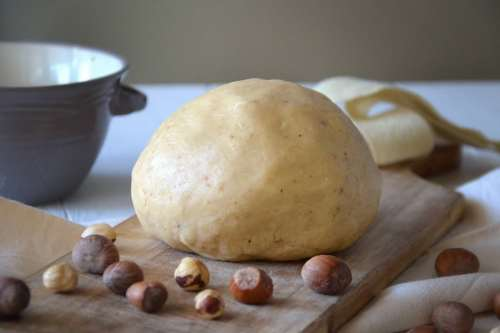 Ricette Base Pasta frolla alle nocciole
