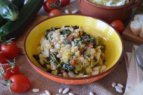 Ricette Minestre e zuppe Ribollita