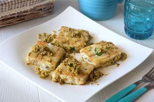Ricette  Filetti di merluzzo in padella