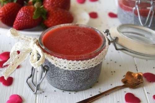 Dolci al cucchiaio ricette Budino ai semi di chia